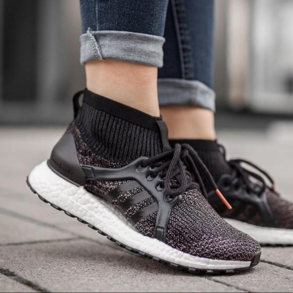 info for 4ccdc 3fde2 adidas UltraBoost X ATR Mid Limited 'Core Black' NWT